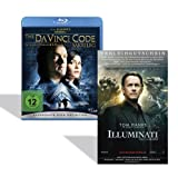 The Da Vinci Code - Sakrileg incl. 1 Kinoticket für Illuminati (Extended Version, exklusiv bei Amazon.de) [Blu-ray] -