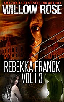 Rebekka Franck: Vol 1-3 (English Edition) par [Rose, Willow]