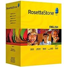 Rosetta Stone Version 3: Englisch (Amerikanisch) Stufe 1 Persönliche Edition inkl. Audio Companion
