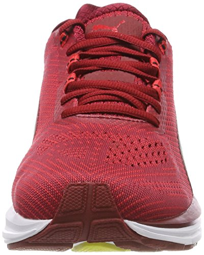 Puma Speed 600 S Ignite, Scape per Sport Outdoor Uomo Rosso (Red Dahlia-high Risk Red)