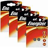 Energizer Original 4 lots de 2 piles alcalines manganèse A 76 1,5 V
