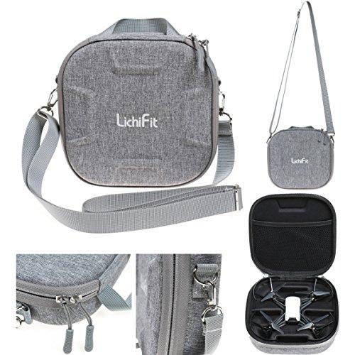 LICHIFIT tragbar Tasche mit Reißverschluss Tasche für DJI ryze Tello RC FPV Drohne Schultertasche Handtasche
