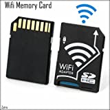 #1: Zytro Wifi Sd Memory Card Adapter available for DC / DV / DSLR / DPF ,etc