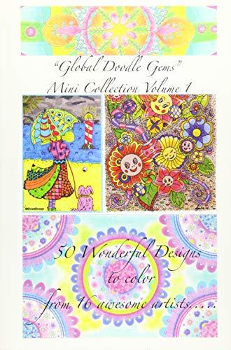 """Global Doodle Gems"" Mini Collection Volume 1: ""Pocket Gems for you to bring along !"""