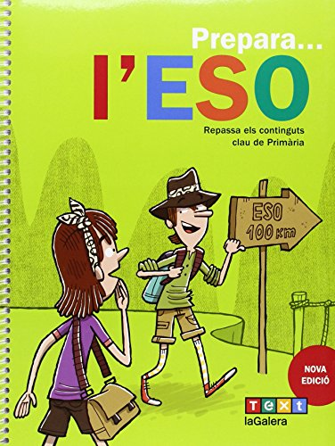 Prepara l'ESO (Quaderns estiu) - 9788441218277