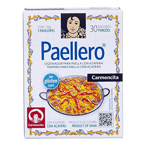 Carmencita Paella Gewürzmischung 5x4g