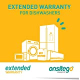 Best Dishwashers - OnsiteGo 2 Years Extended Warranty for Dishwashers between Review