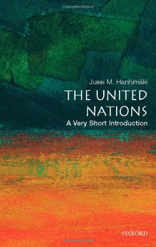 The United Nations: A Very Short Introduction (Very Short Introductions)