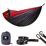 Anyoo Camping Parachute Hammock Lightweight Durable Travel Hammocks Portable Quick-drying Perfect for Hiking