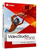 VideoStudio Pro X10 - Software De Producción Y Edición de Vídeo, Windows, Multilingue, 1 Usuario