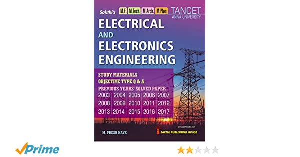 Tancet 2016 Book For Eee