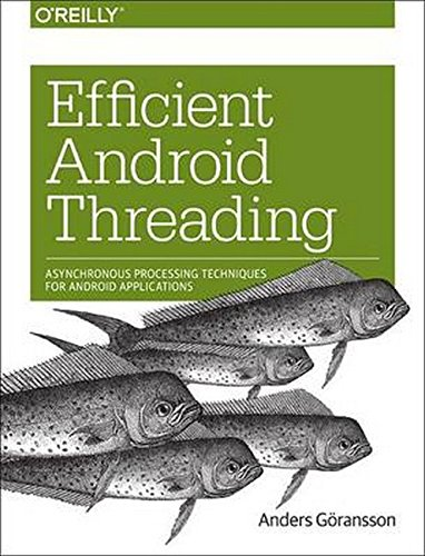 Efficient Android Threading: Asynchronous Processing Techniques for Android Applications por Anders Goransson