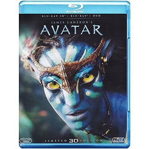 Avatar (Blu-Ray+Blu-Ray 3D+Dvd) (Limited Ed) - Italiano Horn