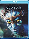 Avatar (2D+3D+DVD) (limited edition) [Blu-ray] [IT Import] -