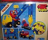 LEGO Duplo Toolo 2930 Kran-Bagger von 1992