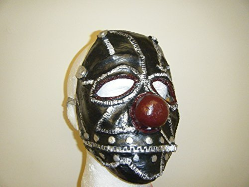 LIPKNOT CHILD ADULT HEAD NEW FANCY DRESS UP MASK COSTUME ()