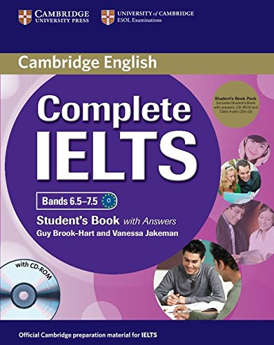 Complete IELTS. Bands 6.5-7.5. Level C1. Student's book. With answers. Per le Scuole superiori. Con CD Audio. Con CD-ROM