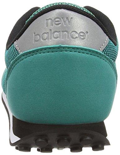 New Balance Unisex, Funktionsschuh, U410 Clásico Grün (Green/White)