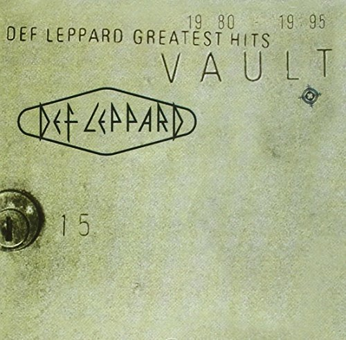 DEF LEPPARD VAULT (GREATEST HITS 1980/95) by DEF LEPPARD (2000-07-28)
