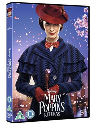 Mary Poppins Returns [DVD] [2018]