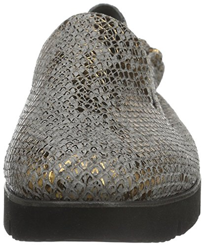 Kennel und Schmenger Schuhmanufaktur Malu X, Mocassini Donna Marrone (Braun (bronce Sohle schwarz 362))