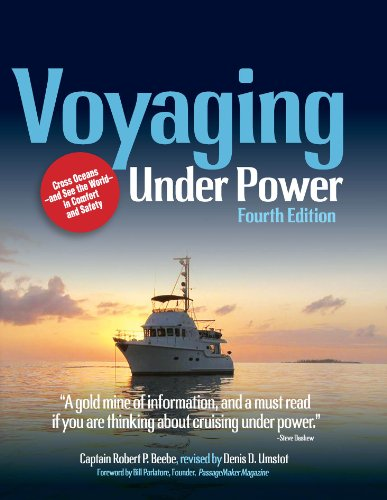 Voyaging Under Power, 4th Edition (English Edition) - Pacific Black Duck