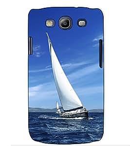 Fuson Designer Back Case Cover for Samsung Galaxy S3 Mini I8190 :: Samsung I8190 Galaxy S Iii Mini :: Samsung I8190N Galaxy S Iii Mini (Ship in the sea theme)