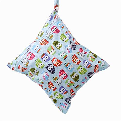 Taschen Windeln Krippe (Albeey Baby Windeltasche Wiederverwendbar Wetbag Feuchttücher Organiser Beutel (1#))