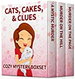 Cats, Cakes and Clues: Cozy Mystery Boxset