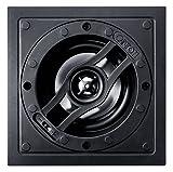 Canton InWall 845 SQ Einbau-Lautsprecher (Nenn-/Musikbelastbarkeit: 50/100 Watt)  1 Paar weiß