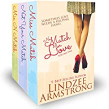 No Match for Love Volume One Box Set: Miss Match, Not Your Match, Mix 'N Match (English Edition)
