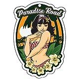 Surf City Garage Paradis Road Désodorisant–Malia–Parfum Vanille–Lot de - Best Reviews Guide