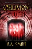 Oblivion Storm (The Grenshall Manor Chronicles Book 1)