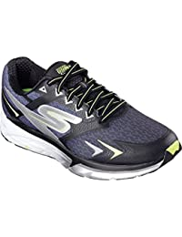 Skechers (SKEES) GO RUN FORZA - Zapatillas de deporte para hombre, color negro, talla 28