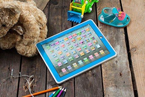 tablet giocattolo Giocattolo Tablet YPAD per i bambini - Blu