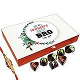 Best Bros Bracelets - Chocholik Raksha Bandhan Gift Box - World's Best Review