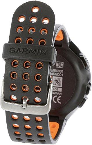 Garmin Forerunner 220 GPS-Laufuhr – schwarz/orange – inklusive Premium Herzfrequenz Brustgurt - 2