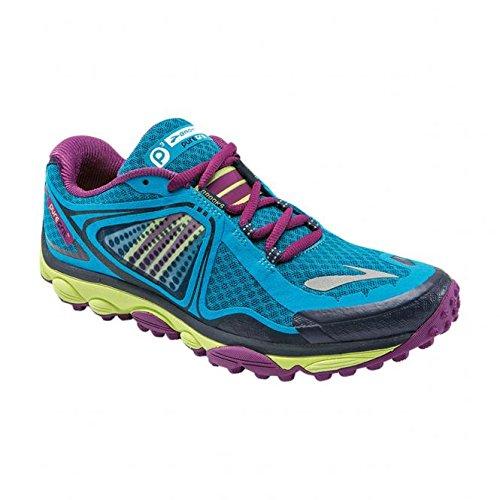Brooks - Zapatillas de running de Material Sintético para mujer Azul