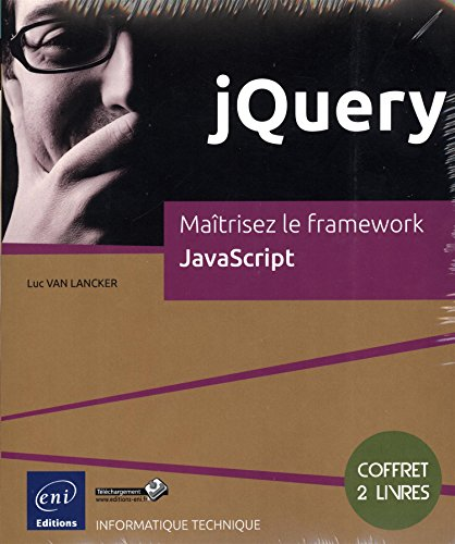 jquery-coffret-de-2-livres-matrisez-le-framework-javascript