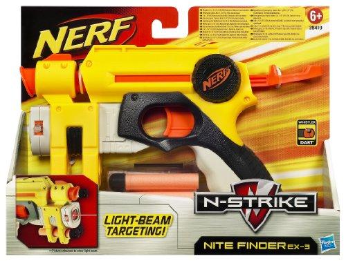 Imagen principal de Nerf - N-Strike Nite Finder Ex-3 (Hasbro) 28419148