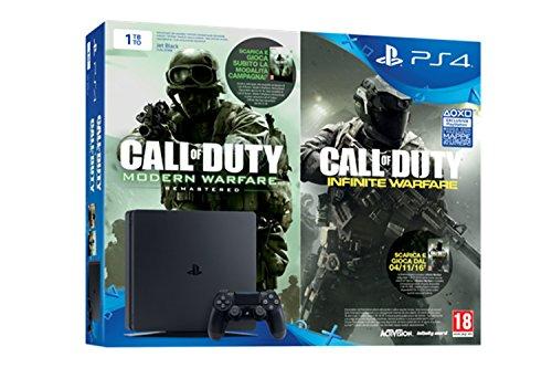 Foto PlayStation 4 1 Tb D Chassis Slim + Call of Duty: Infinite Warfare Legacy Edition [Bundle]