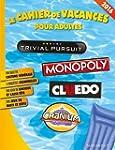 Maxi-cahier de vacances : multi-jeux...