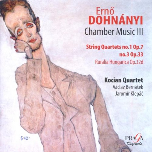 Quatuors A Cordes Op. 7 & 33