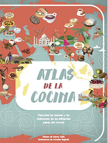 ATLAS DE LA COCINA (VVKIDS) (Vvkids Atlas del Mundo)