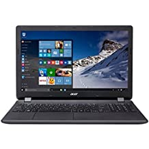 Acer Aspire ES1-572-38KV 15.6-inch Laptop (Core i3 /4GB/1TB/LINUX) Midnight Black