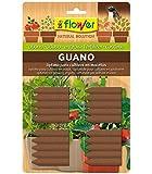 Flower 70577 - abono clavos guano 20u bioflower, 20
