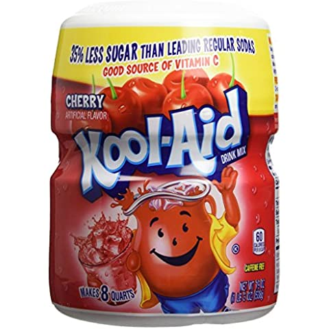 Kool-Aid Drink Mix - Cherry 538g (16 Pints) [Misc.]