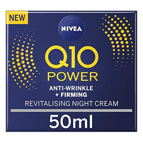Crema NIVEA Q10 Power antiarrugas + crema nocturna