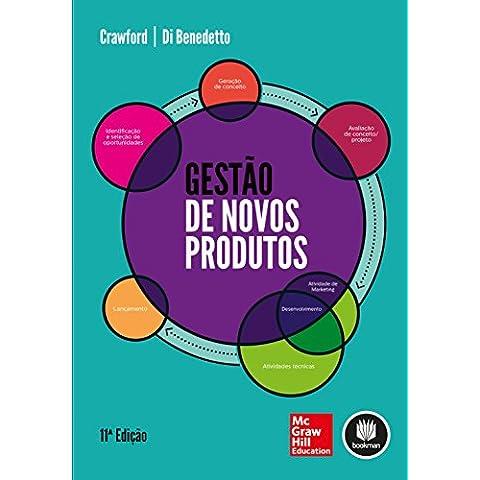 Gestão de Novos Produtos (Portuguese Edition)