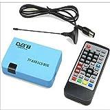DECODER MINI DVB-T DIGITALE TERRESTRE USB REC MONITOR USCITA VGA DVBT